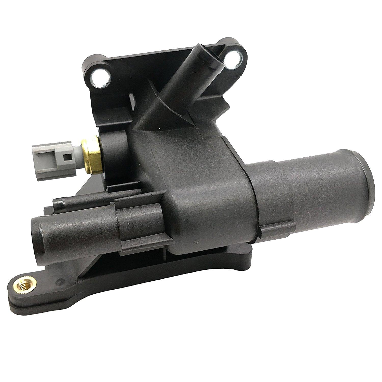 Gates Engine Water Pump for 2010-2014 Chevrolet Camaro 6.2L V8 Coolant zi
